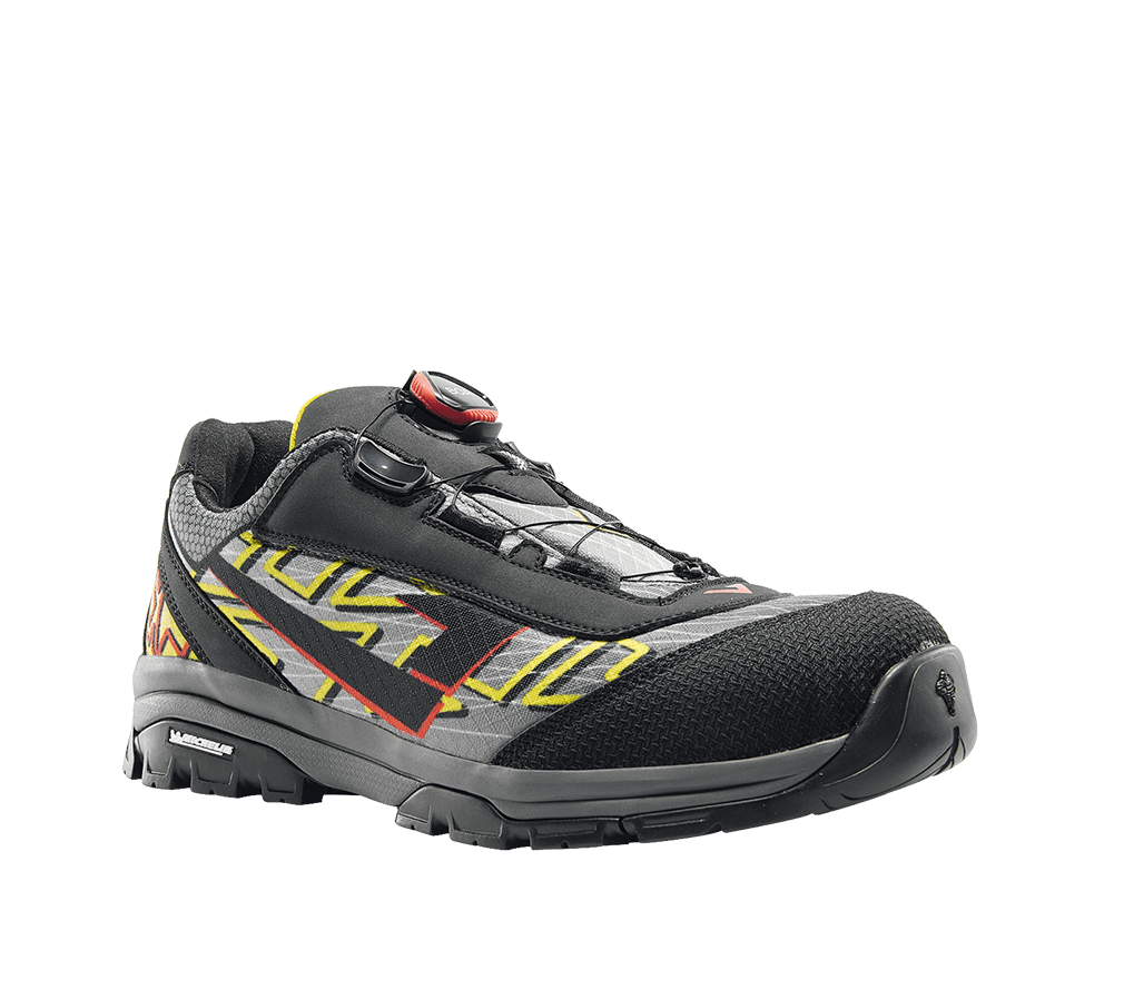 Garsport scarpa antinfortunistica S1P Boa System con suola Michelin