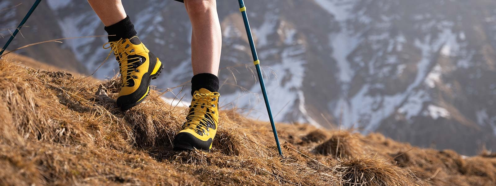 Garsport Mountaineer - crampon mountaineering boots with vibram sole