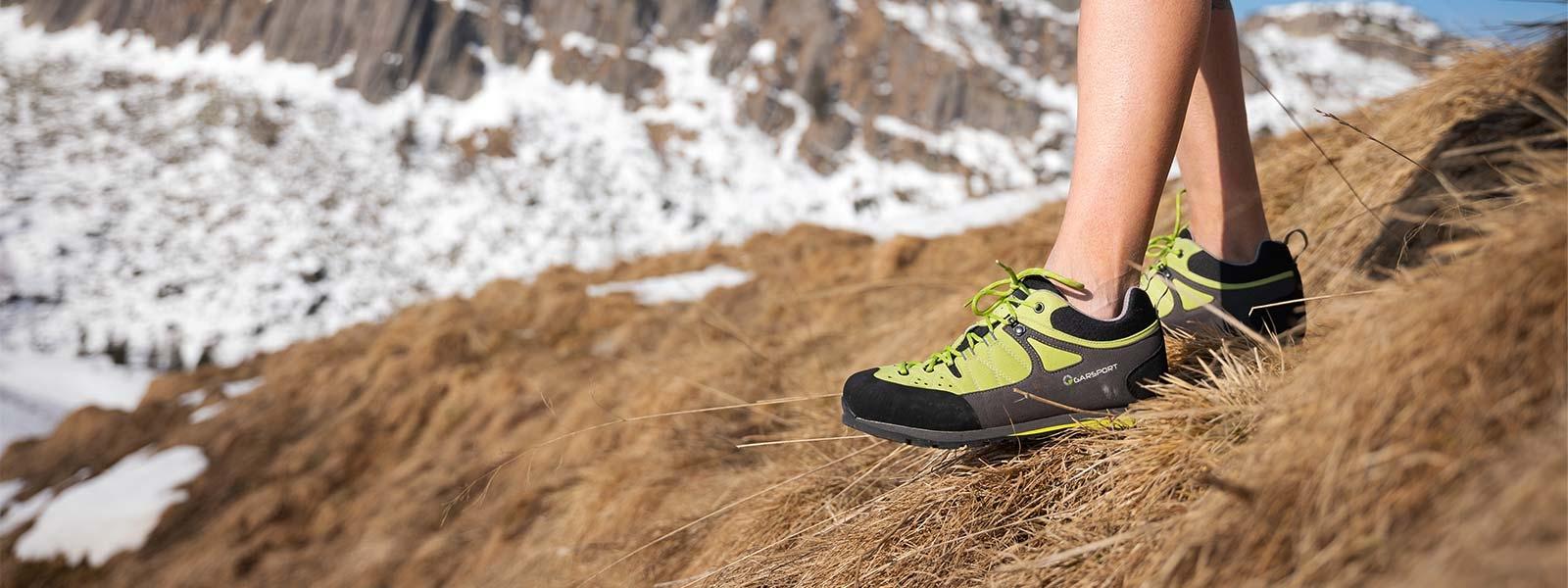 Approach Garsport trekking approach shoes Vibram sole