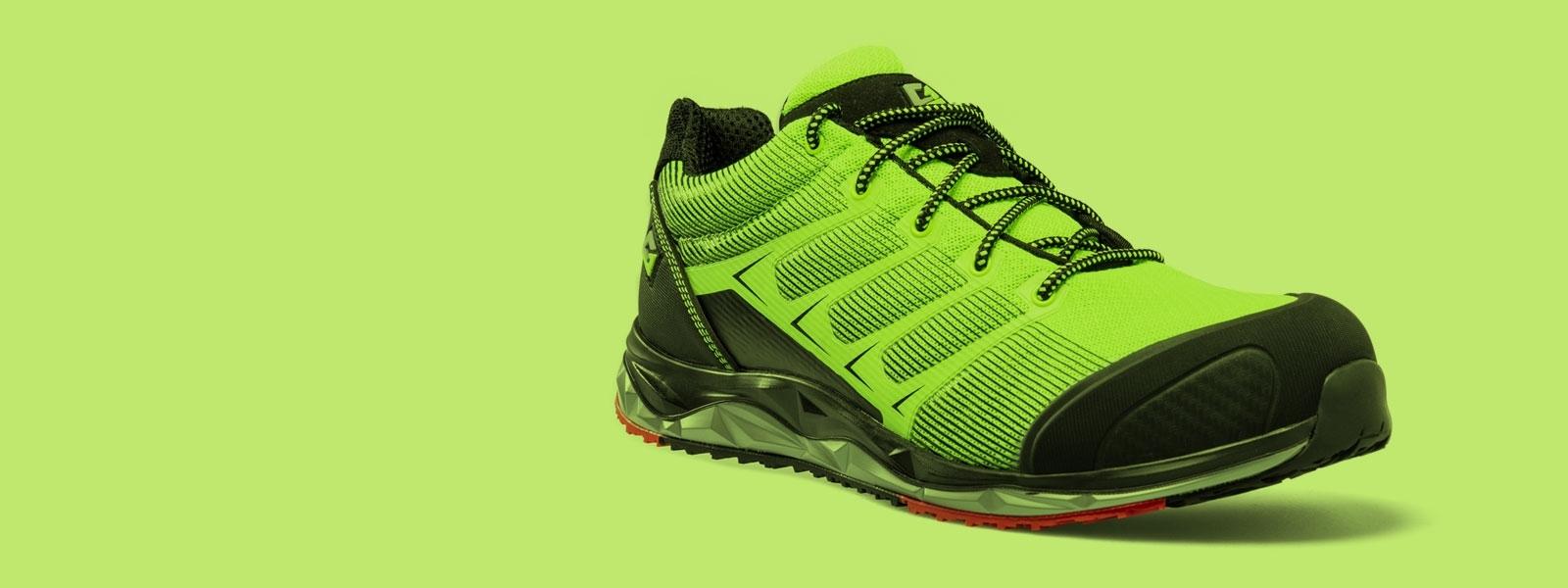 Pyramid scarpe antinfortunistiche S1P S3 comode e confortevoli